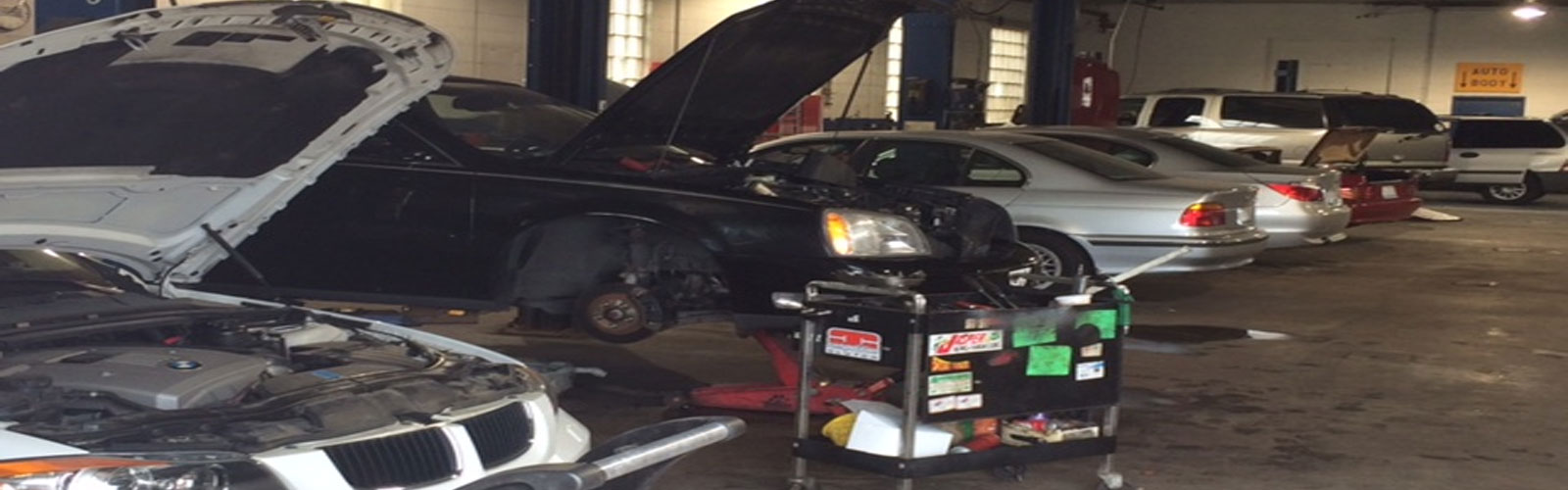 We're a full-service preventative maintenance and auto repair center